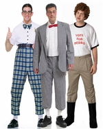 Funny Nerd Adult Costumes