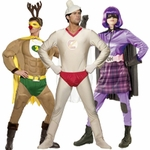 Funny Superhero Adult Costumes