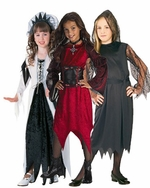 Gothic Kids Costumes