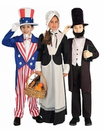 Historic Kids Costumes