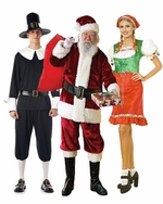 Holiday Adult Costumes