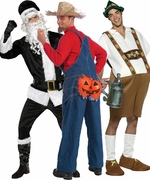 Holiday Humor Funny Adult Costumes
