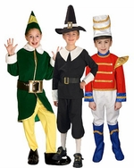 Holiday Kids Costumes