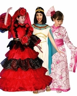 International Kids Costumes