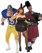 Oversized & Inflatable Adult Costumes