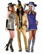 Pimp & Ho Party Costumes