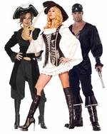 Pirate Adult Costumes