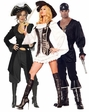 Pirate & Buccaneer Costumes