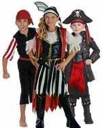 Pirate Kids Costumes