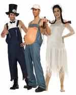 Redneck & Hillbilly Adult Costumes