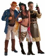 Steampunk Adult Costumes