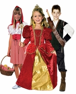 Storybook Kids Costumes
