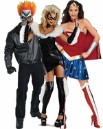 Super Hero Adult Costumes