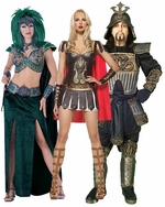 Warrior Adult Costumes