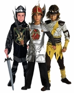 Warrior Kids Costumes