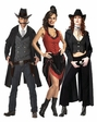 Western Cowboy & Indian Group Costumes