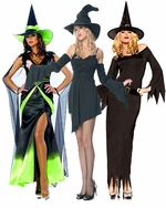 Witch Adult Costumes
