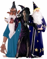 Wizard & Warlock Adult Costumes