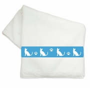 Bath Towel - Cat Breed