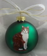 Christmas Ornament - Cat