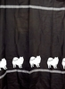 Dog Breed Shower Curtain