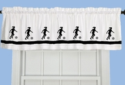 Window Valance - Sports/Hobbies
