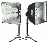 K�hl Lite� 120 & 30 Table Top Size Softbox  Kit