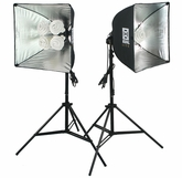 K�hl Lite ® 120 & 30 Softbox Combo Kit