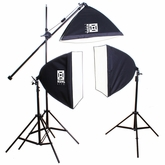 K�hl Lite Soft Box set with Boom