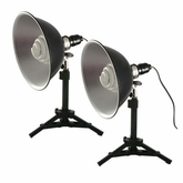 Tabletop Size ShortEZ light set