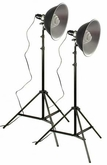TableTop Studio Two Light Set