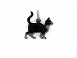 American Shorthair F11W/Rhodium Black & White (WG)