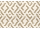 KRAVET CHINA CLUB LINEN FABRIC DUNE