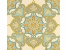 KRAVET COUTURE DRAMA QUEEN JACQUARD FABRIC MINERAL
