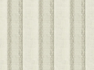 KRAVET COUTURE GILDED STRIPE FABRIC PLATINUM