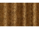 KRAVET COUTURE PANTHERA CHEETAH VELVET FABERIC YELLOW BROWN
