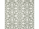 KRAVET COUTURE POETICAL LINEN FABRIC GREY