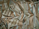 KRAVET LEE JOFA COLON SATIN STRIPES SILK FABRIC