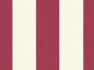 KRAVET MINI DECK STRIPED COTTON FABRIC BEET