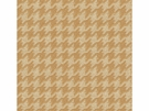 KRAVET SMART HOUNDSTOOTH UPHOLSTERY FABRIC YELLOW BEIGE