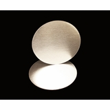 2742 - 12 Inch Cake Round, Silver Foil Single Wall Corrugated Cake Board