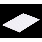 """3426 - 9 1/2"""" x 6"""" Candy Pad Glassine Candy Box Liner"""