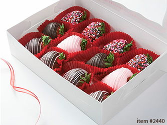 How To Package Chocolate Covered Strawberries