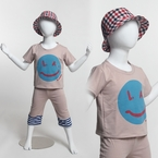 Modern, �Egghead� Unisex Child Mannequin Display