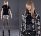 Up-Scale Flesh, Poseable, Female Mannequin Display