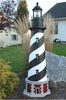 Deluxe Custom Crafted Cape Hatteras Lighthouse