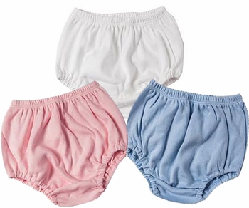 100% Interlock Cotton Diaper Covers