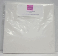 "***Clearance Priced*** - 100 Sheets Hollingsworth & Vose Soft-n-Stable Cutaway 10x10"""" (2 ounce)"