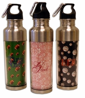 15 oz. Stainless Steel Water Bottle