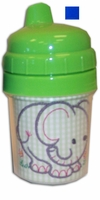 Clearance Priced - 5 oz. Baby's First Sippy Cup - Green